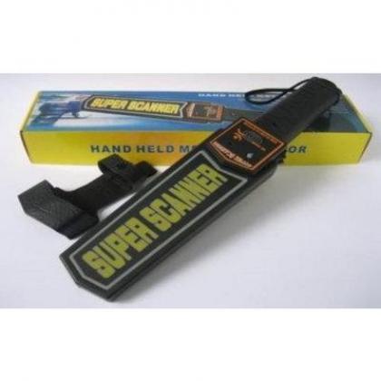 Super Scanner Metal Detector By Hiphen Solutions Services Ltd.