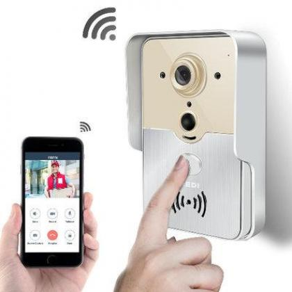 WiFi Remote Video Doorbell By Hiphen Solutions Services Ltd.