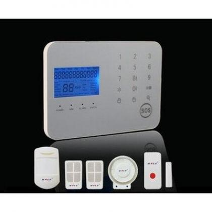 Wireless Home Security Safe House Alarm System By Hiphen Solutions Services Ltd.