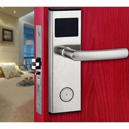 Xeeder Electronic Door - Lock Access Control With RFID Card By Hiphen Solutions Services Ltd.