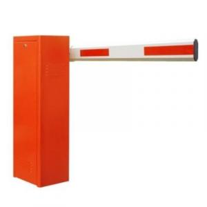 3m Orange Automatic Boom Barrier Car Parking Access Control By Hiphen Solutions Services Ltd.