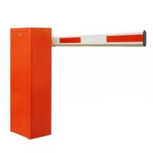 4.5m Orange Automatic Boom Barrier Car Parking Gate Access Control By Hiphen Solutions Services Ltd.