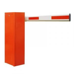 5m Orange Automatic Boom Barrier Car Parking Gate Access Control By Hiphen Solutions Services Ltd.