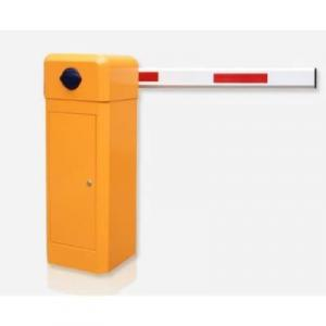 6m Yellow Automatic Boom Barrier Car Parking Access Control By Hiphen Solutions Services Ltd.