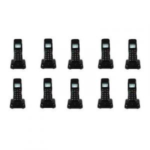 Mobile Wireless Intercom Phone - 10 Extensions Cordless Handsets By Hiphen Solutions Services Ltd.
