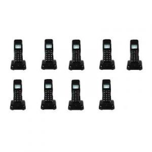 Mobile Wireless Intercom Phone - 9 Extensions Cordless Handsets By Hiphen Solutions Services Ltd.