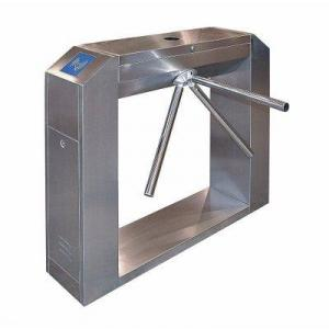 Waist (Half) Height Tripod Turnstile Barrier Gate - 304 Stainless Steel By Hiphen Solutions Services