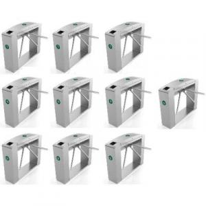 Waist Height Tripod Turnstile Access Control Gate - Set Of 10 By Hiphen Solutions Services Ltd.