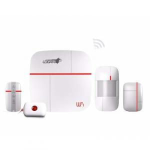 Wireless Smart Home Alarm System - WiFi, GSM & 3G By Hiphen Solutions Services Ltd.