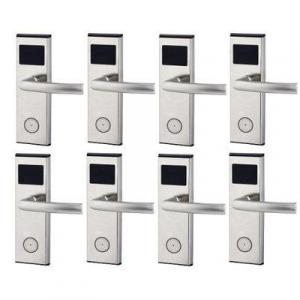 Xeeder Electronic Door Lock With RFID Card Access Control - 8 Set By Hiphen Solutions Services Ltd.