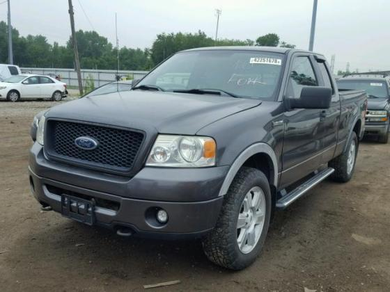 VERY GOOD SOUND 2007 FORD 150 FOR SALE CALL +2349031964927