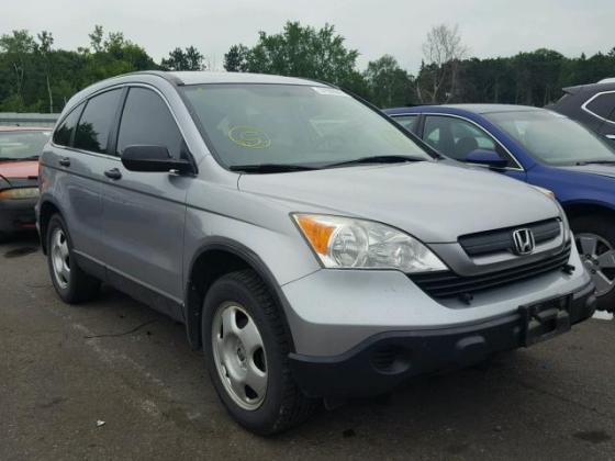 2007 HONDA CR-V FOR SALE AT AUCTION PRICE CALL 08067816891