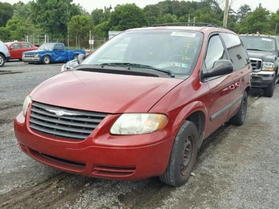 2005 CHRYSLER TOWN FOR SALE CALL +2349031964927