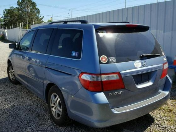2006 HONDA ODYSSEY FOR AFFORDABLE PRICE CALL ON +2349031964927