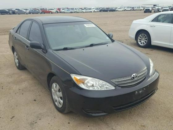 VERY GOOD SOUND 2002 TOYOTA CAMRY FOR SALE CALL 09031964927