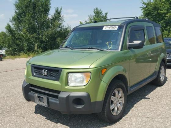 VERY SUPER NEAT 2006 HONDA ELEMENT FOR SALE CALL ON +2349031964927