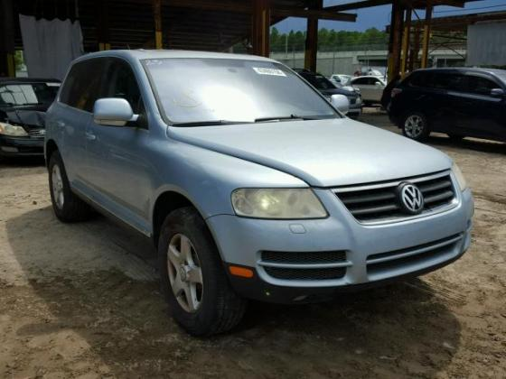 2006 VOLKSWAGEN TOUAREG FOR SALE CALL MR AZA THOMAS ON 09031964927