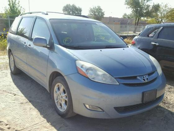 NIGERIA TOKUNBO 2006 TOYOTA SIENNA FOR SALE CALL MY THOMAS ON +2349031964927