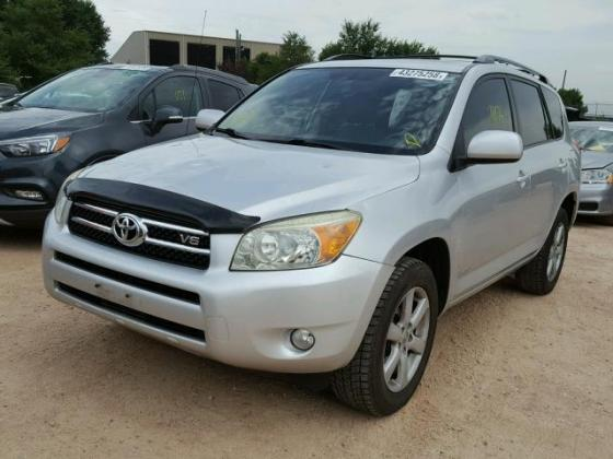 AUCTION OF CLEAN NIGERIA CARS FOR SALE 2007 TOYOTA RAV4 FOR CHEAPER PRICE CALL MR AZA ON +2349031964927