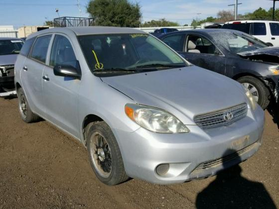 VERY GOOD CONDITION 2005 TOYOTA MATRIX FOR SALE CALL +2349031964927