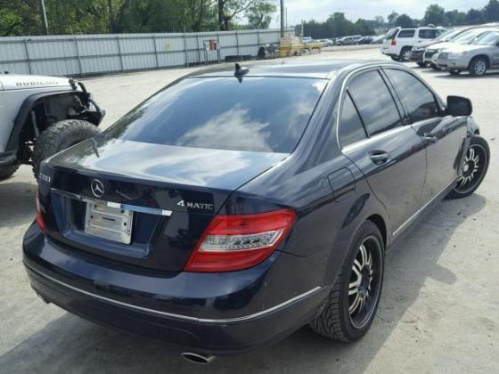 2008 MERCEDESE-BENZ C300 FOR SALE CALL 08067816891