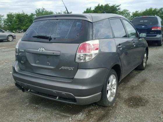 CLEAN TOKUNBO 2007 TOYOTA MATRIX FOR SALE CALL MR THOMAS ON 09031964927