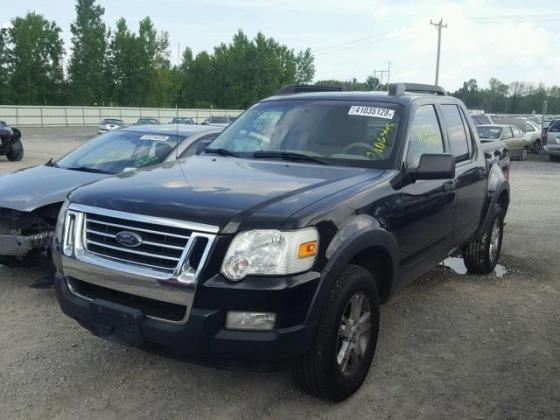 TOKUNBO VERY SUPER NEAT 2007 FORD EXPLORER SPORT CALL MR AZA THOMAS VICTOR ON +2349031964927