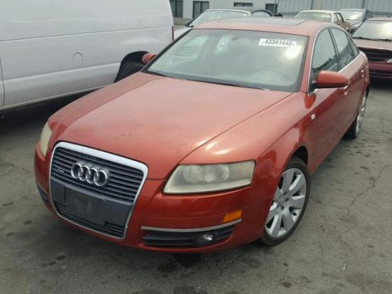 2005 AUDI A6 3.2 QUATTRO FOR SALE CONTACT COMRADE AZA  THOMAS ON +2349031964927