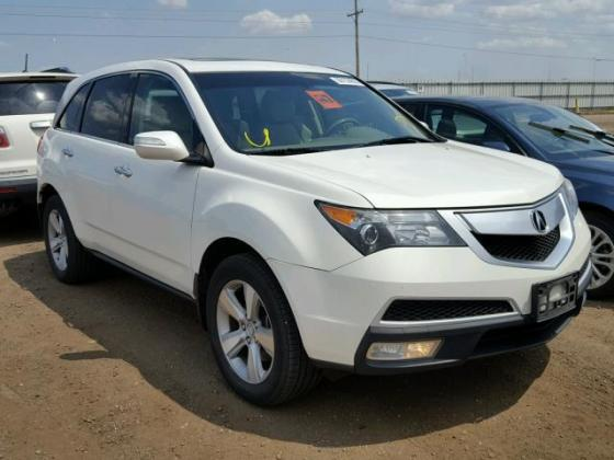 AUCTION AUCTION AUCTION, VERY CLEAN 2010 ACURA MDX FOR SALE CALL MR THOMAS VICTOR ON +2349031964927