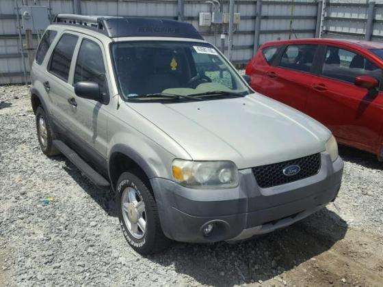 2005 FORD ESCAPE FOR SALE CALL ON +2349031964927