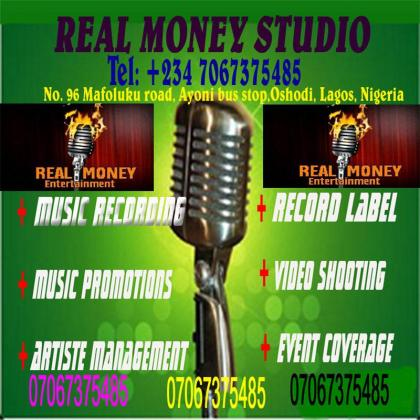 Affordable music recording studio in Lagos, Record 2 tracks & get 1 free