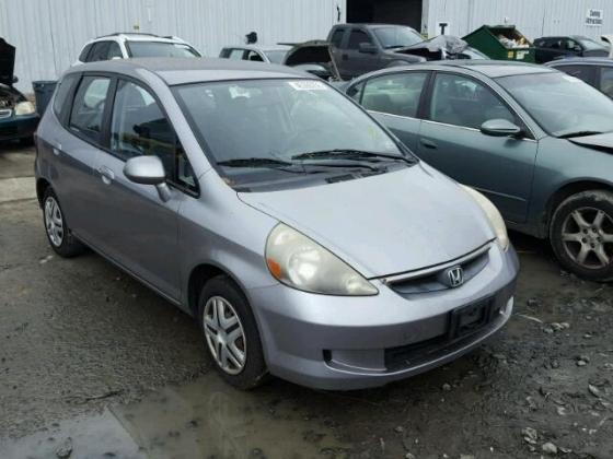 AUCTION CARS VERY CLEAN 2008 HONDA FIT FOR SALE CALL 08067816891