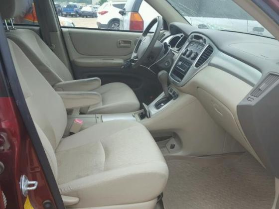 VERY GOOD SOUND 2007 TOYOTA HIGHLANDER FOR SALE CALL ON 09031964927