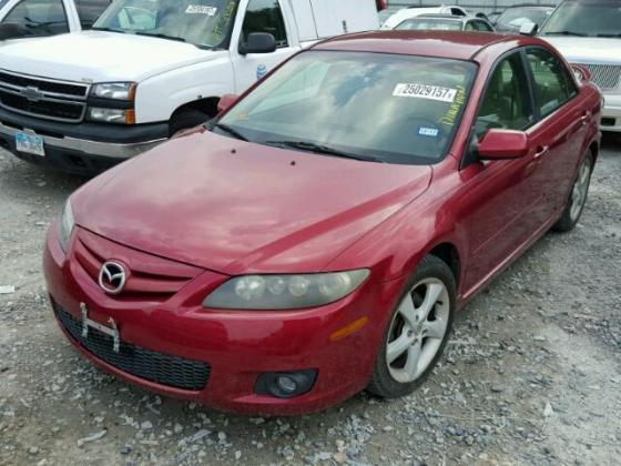 FULL LOADED 2006 MAZDA-6 FOR SALE AT AUCTION PRICE CALL ON +2349031964927