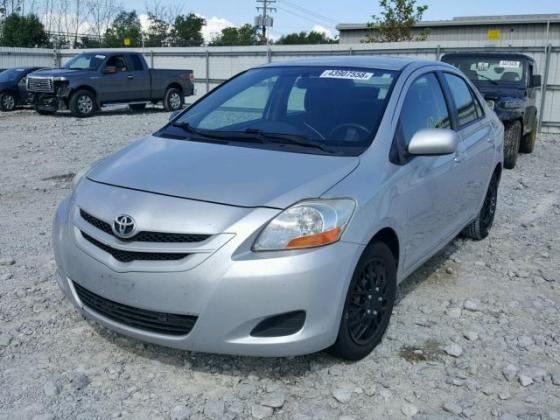 2008 VERY CLEAN AND NEAT TOYOTA YARIS FOR SALE CALL MR AZA THOMAS VICTOR  ON +2349031964927