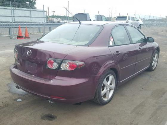 2007 VERY CLEAN AND NEAT MAZDA-6 FOR SALE CALL MR AZA THOMAS VICTOR  ON +2349031964927
