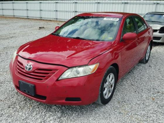 FOR SALE AT AUCTION  PRICE 2007 TOYOTA CAMRY