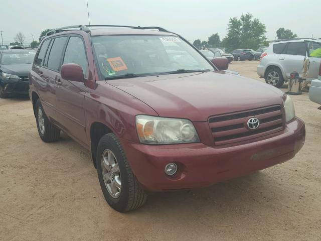2007 Toyota Highlander For Sale >> Very Good Sound 2007 Toyota Highlander For Sale Call On