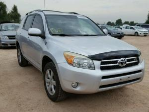 AUCTION OF CLEAN NIGERIA CARS FOR SALE 2007 TOYOTA RAV4 FOR CHEAPER PRICE CALL MR AZA ON +2349031964