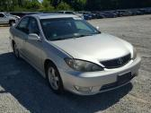 IMPOUNDED AUCTION CARS FOR SALE 2005 TOYOTA CAMRY CONTACT ON +2349031964927