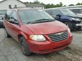 VERY GOOD SOUND 2005 CHRYSLER TOWN FOR SALE CALL +2349031964927