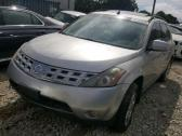 VERY GOOD SOUND 2004  NISSAN MURANO FOR SALE CALL 09031964927