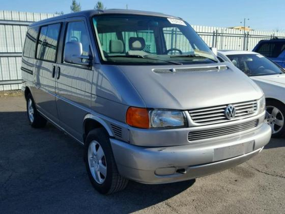 VERY CLEAN 2000 VOLKSWAGEN EUROVAN FOR SALE CALL MR AZA ON +2349031964927
