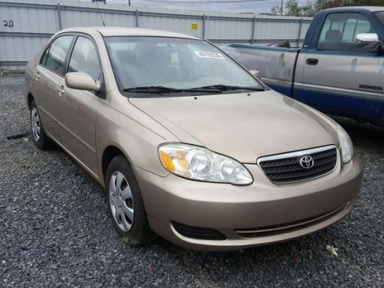 VERY GOOD SOUND 2006 TOYOTA COROLLA  FOR SALE CALL MR AZA THOMAS ON +2349031964927