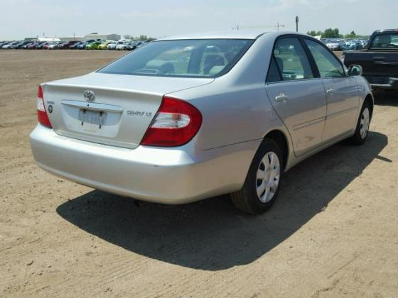 NIGERIA CUSTOM AUCTION SALES OF TOYOTA CAMRY 2003 MODEL CALL US ON 07033526206
