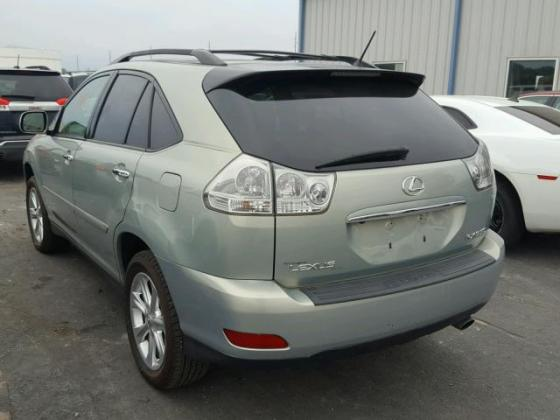 CLEAN 2009 LEXUS RX350 FOR SALE CALL MR AZA ON +2349031964927