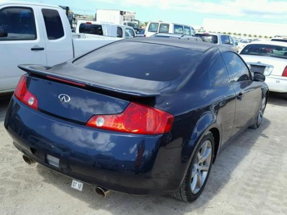 2004 VERY CLEAN AND NEAT INFINITI G35 FOR SALE CALL MR AZA THOMAS VICTOR  ON +2349031964927