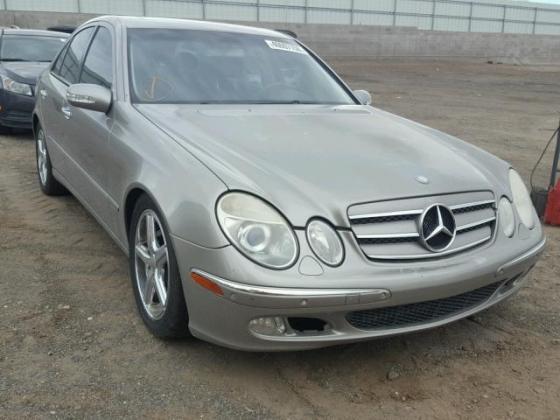 2004 MERCEDESE-BENZ E500 FOR SALE CALL +2349031964927