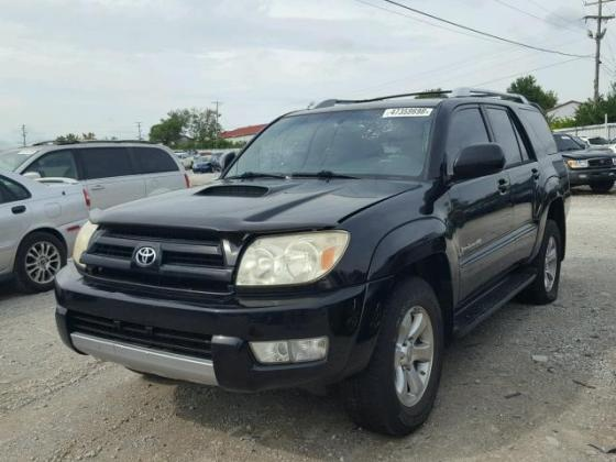 2005 VERY CLEAN AND NEAT TOYOTA 4-RUNNER FOR SALE CALL MR AZA THOMAS VICTOR  ON +2349031964927