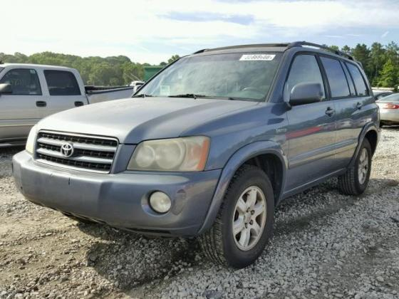 2001 TOYOTA HIGHLANDER  FOR SALE CALL +2349031964927